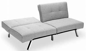 adopter un canape convertible miliboo blog With petit canapé convertible avec habitat tapis