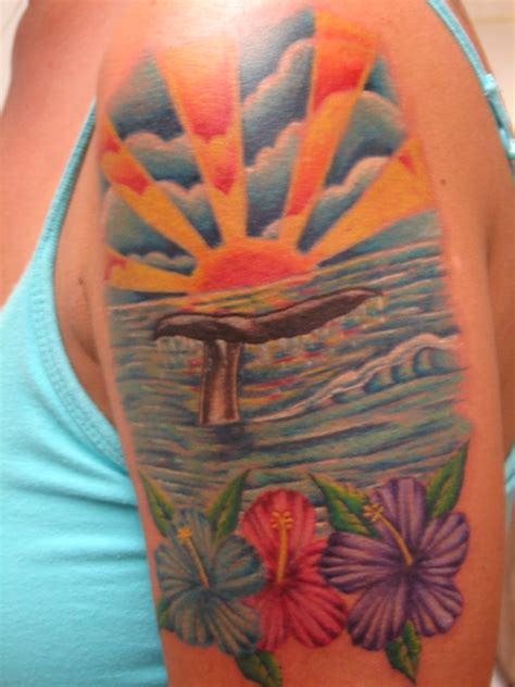 sunset tattoos designs ideas  meaning tattoos