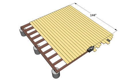 12x12 ground level deck plans ground level deck plans free outdoor plans diy shed