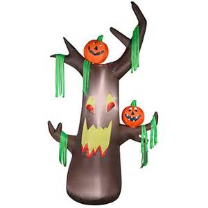 Airblown Inflatables Halloween by 7 Airblown Inflatables Tree Halloween Walmart Com