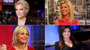 The women of Fox News past and present - LA Times