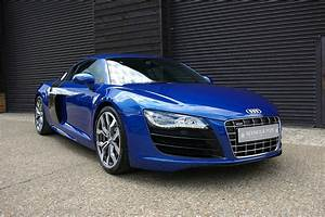 Used Audi R8 V10 5 2 Quattro 6 Speed Manual Coupe