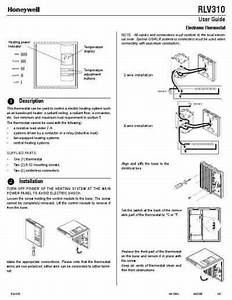 Honeywell Rlv310 Central Heating Download Manual For Free