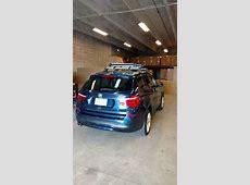 BMW X3 Rack Installation Photos