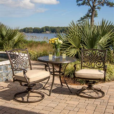 fashionable home depot patio furniture sale sling dining