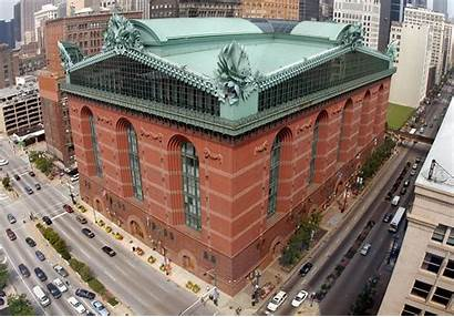 Chicago Libraries Library Washington Harold Downtown Archpaper