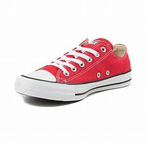 Converse Chuck Taylor All Star Lo Sneaker Red 398572