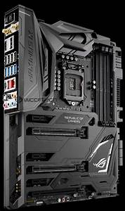Asus Rog Maximus Ix Code Z270 Filtrada