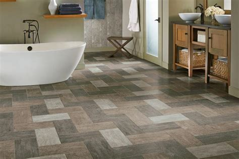 Why choose Luxury Vinyl Tile Flooring over Real Wood