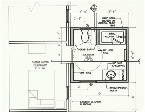 Ada Bathroom Layout For Accessible Design 2017