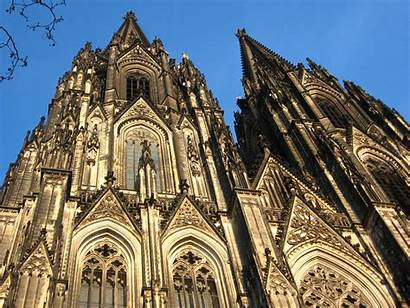 Cathedral Cologne Gothic Architecture Germany Building Freeimages