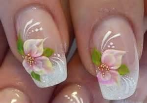 New stylish bridal nail art designs