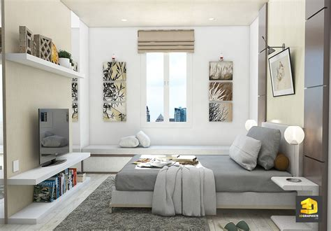 appartement 3 chambres stunning dessin chambre perspective ideas design trends