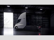 Tesla Semi de elektrische vrachtwagen is hier Autoblognl