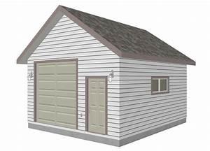 g51 18 x 20 x 10 garage plans garden shed plans With 18x24 garage