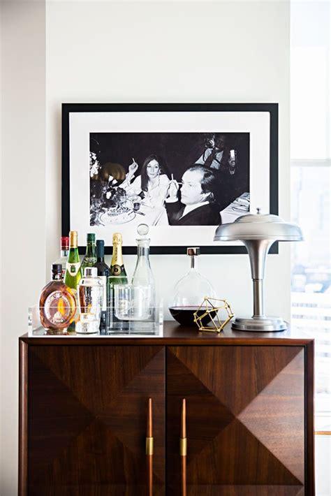 Apartment Bar by Best 25 Bar Tray Ideas On Drinks Tray Bar
