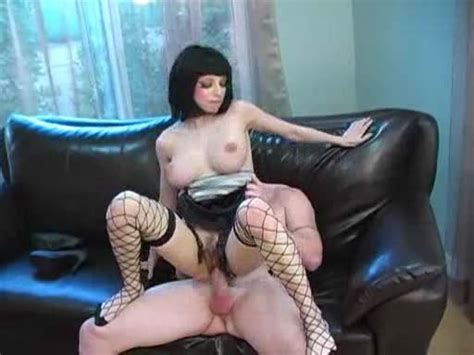 Horny Big Boobs Goth Chick Fucked By A Big Cock Babes Porn