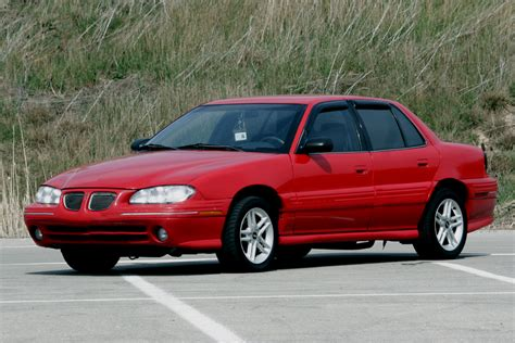 1996 PONTIAC GRAND AM - Image #11