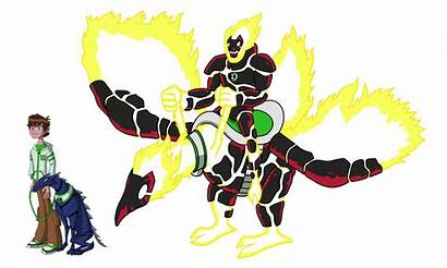 Deviantart Ben Aliens Shockrock Beast Ultimate Comics