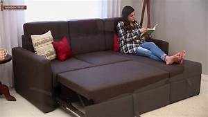 sofa come bed sofa bed thar mahogany finish online wooden With sofa come bed design with price