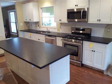 kitchen countertops designs black pearl leather by granite countertops inc 1020 1020