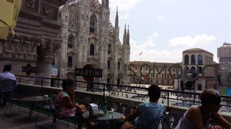 terrazze martini vista sul duomo e sulla torre velasca picture of