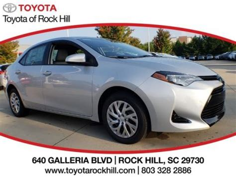 Toyota Of Rock Hill Sc by New Toyota Vehicles Toyota Of Rock Hill In Rock Hill Sc