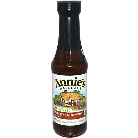 worchestire sauce annie s naturals organic worcestershire sauce 6 25 fl oz 185 ml iherb com