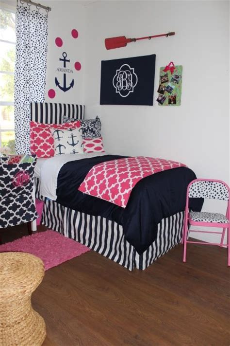 navy and pink bedding best 25 nautical bedroom ideas on