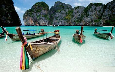 Phi Phi Island  Thailand  World Travel Destinations
