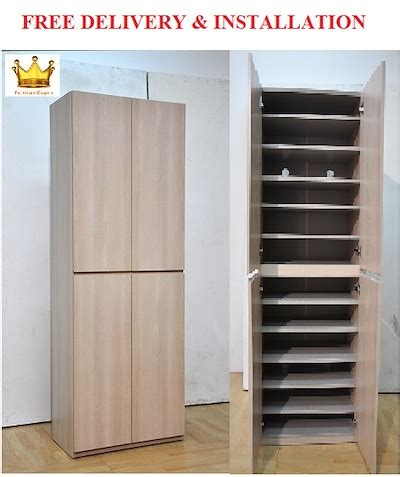 qoo tall shoe cabinet furniture deco