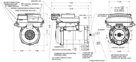 Avss Variable Speed Pool Pump Motor Perrys