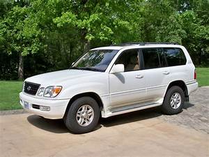 Owners Manual 2000 Lexus Lx