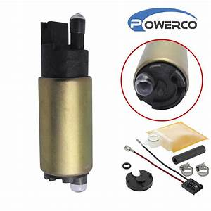 Fuel Pump W  Strainer Filter Kit E8213 E2157 For 1993