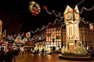 13 Christmas Towns And Santa U0026 39 S Villages That Absolutely