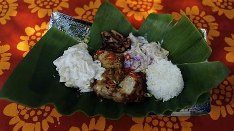 Kriol Kitchen recipe: Sop sop, sabee domboi & marinated
