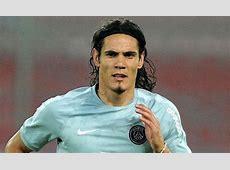 PSG still looking to sell Edinson Cavani to Man Utd or