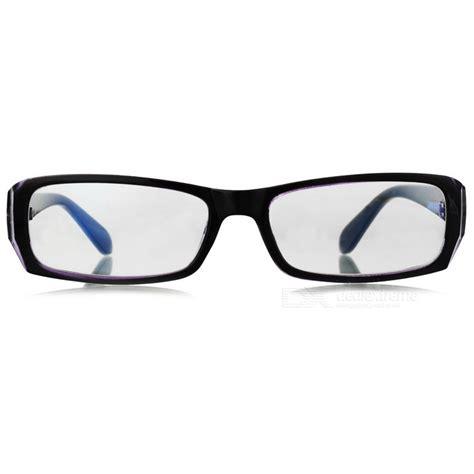 Radiation Protection Anti Blue Light Glasses Black