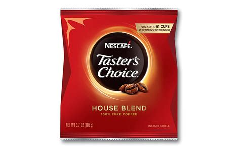 To begin, mix together instant coffee, sugar, and hot water together in a mixing bow. Nescafe Instant Coffee, Tasters Choice Light Roast ...