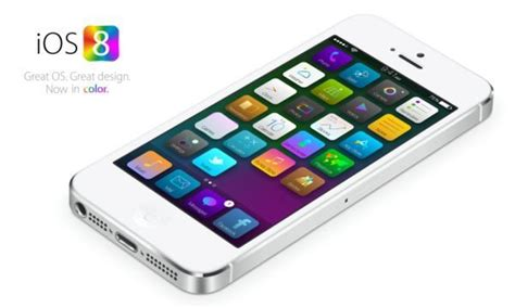 iphone ios 8 iphone 6 with ios 8 adds more color for 2014