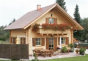 Kleines Holzhaus Bauen : das traditionelle blockhaus ~ Sanjose-hotels-ca.com Haus und Dekorationen
