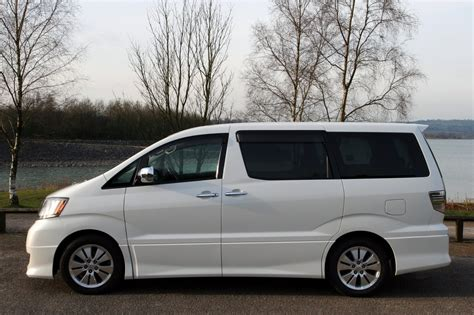 Toyota Alphard Picture by Toyota Alphard Review Andrew S Japanese Cars