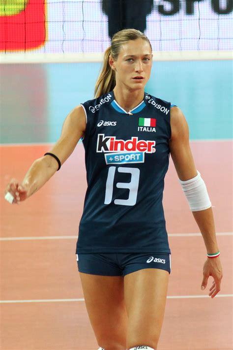 valentina arrighetti italian volleyball player valentina