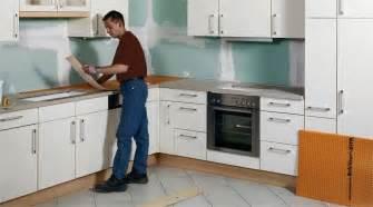 refaire plan de travail cuisine comment recouvrir un plan de travail en carrelage 28