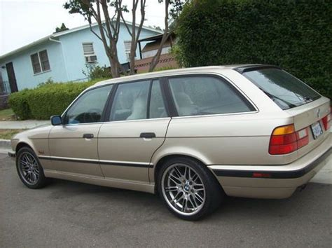 Purchase Used Bmw 525i Station Wagon, Automatic,champaign