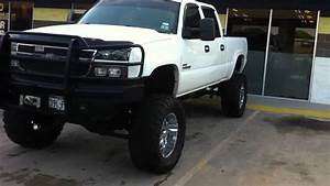 Lifted Duramax On 38 U0026 39 S