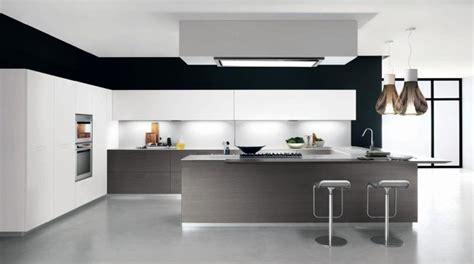 cuisine anthracite colori pareti cucina