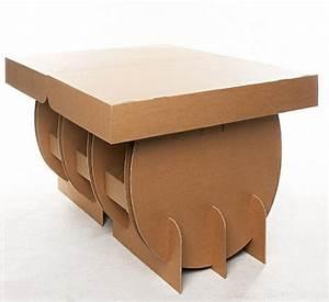 Tisch Aus Pappe : basteln mit karton 29 originelle ideen ~ Sanjose-hotels-ca.com Haus und Dekorationen