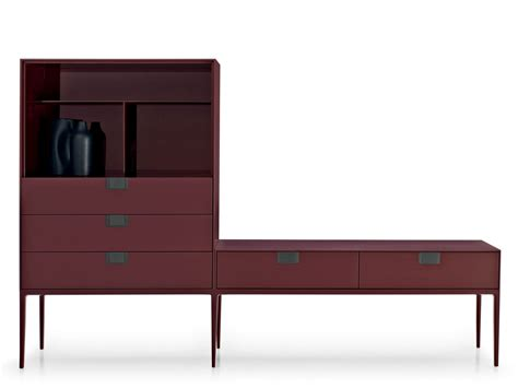 antonio citterio sideboard alcor highboard by maxalto a brand of b so spa design
