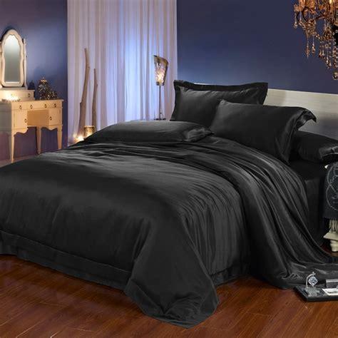momme seamless silk bedding set